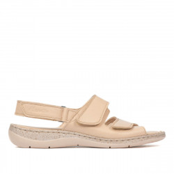 Women sandals 5072 pudra