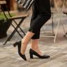 Pantofi eleganti dama 1283 negru lifestyle