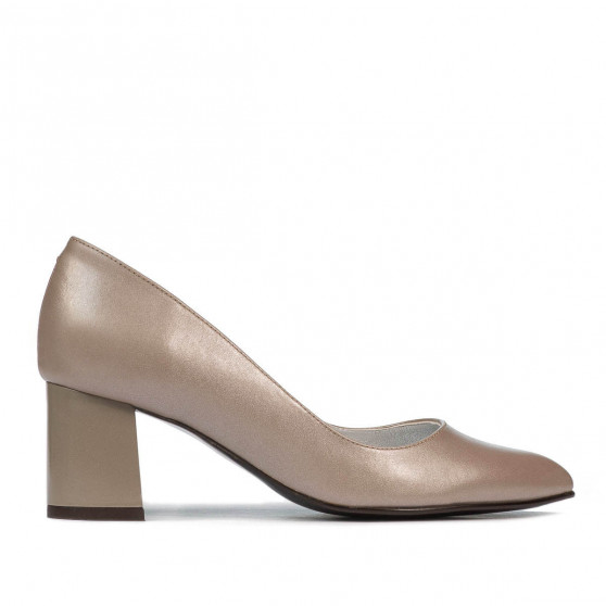 Pantofi eleganti dama 1283 capucino