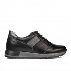 Children shoes 2005 black+gray
