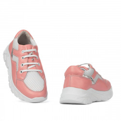 Children shoes 2007 pink combined