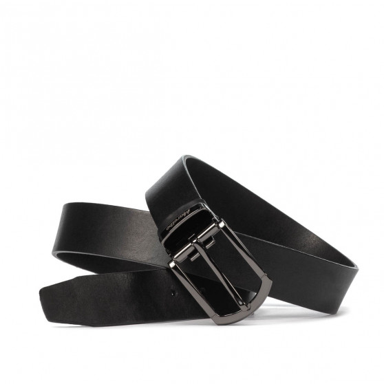 Men belt 51b black