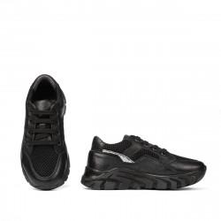 Children shoes 2007 black combined