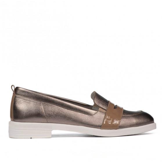 Pantofi casual/eleganti dama 6037 aramiu combinat