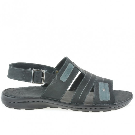 Men sandals (large size) 314m tuxon black