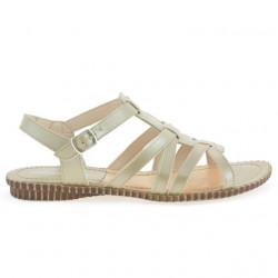 Sandale dama 595 nisip 1