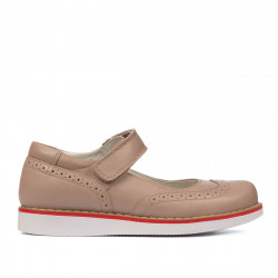 Children shoes 153 nude