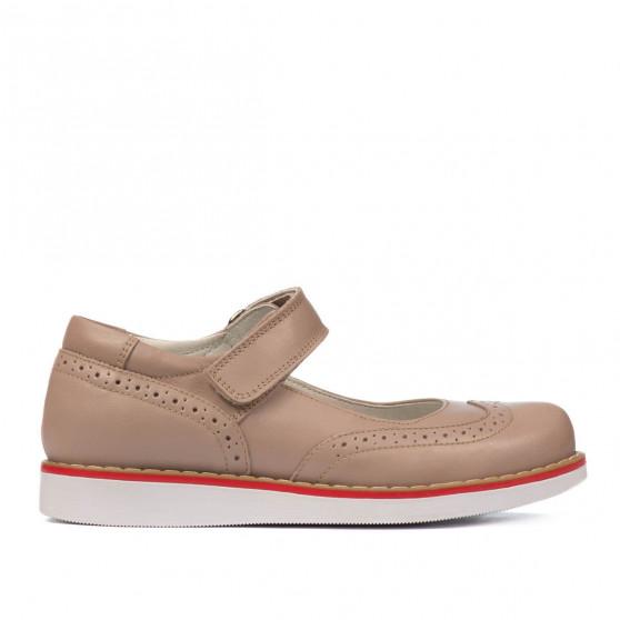 Pantofi copii 153 nude