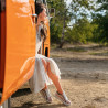 Pantofi casual/sport 6035 roz combinat lifestyle