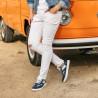 Pantofi casual/sport barbati 928 indigo combinat lifestyle