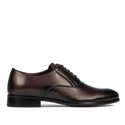 Men stylish, elegant shoes 932 a bordo