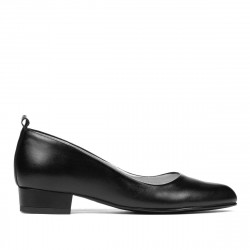 Women stylish, elegant, casual shoes 1285 black