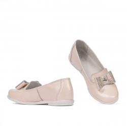 Pantofi copii 2008 pudra sidef