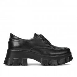 Pantofi casual dama 6040 negru