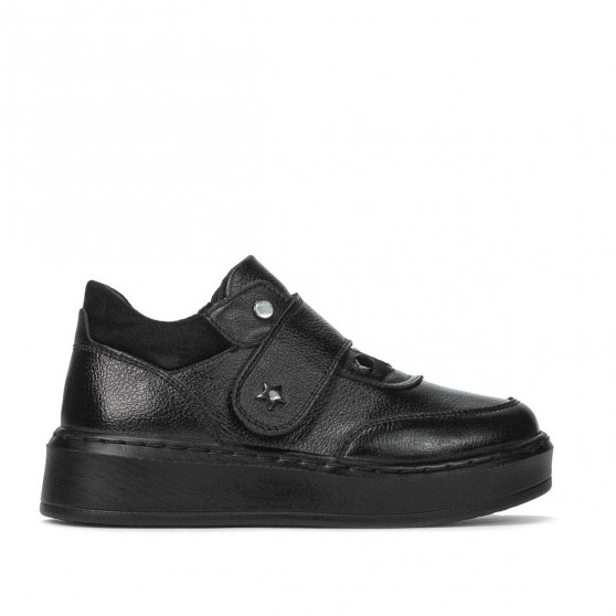 Pantofi copii 2009 negru combinat