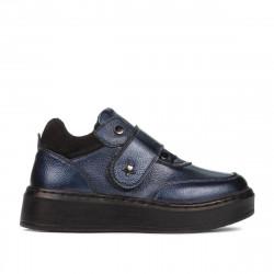 Pantofi copii 2009 indigo sidef combinat