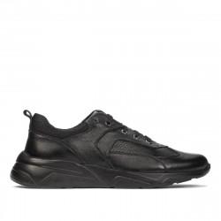 Pantofi sport barbati 931m negru
