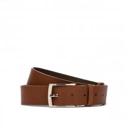 Men belt 53b brown