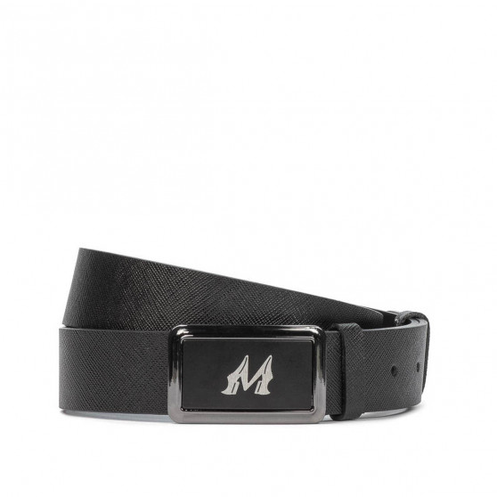 Men belt 38b black presat