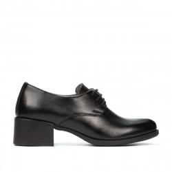 Pantofi casual dama 6039 negru