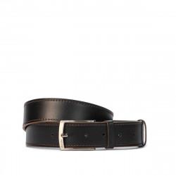 Men belt 53bc black