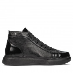 Men boots 4125 black combined