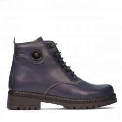 Women boots 3360 indigo