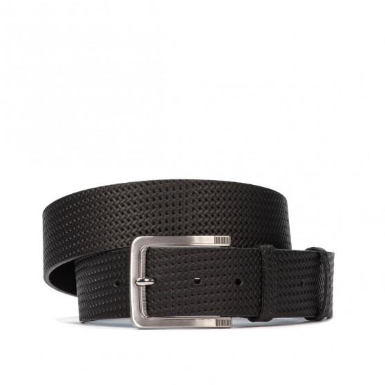 Men belt 34-1b black presat