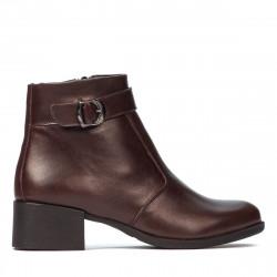 Women boots 3359 bordo