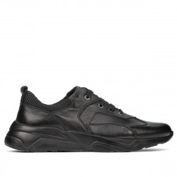 Pantofi sport barbati 931ms negru