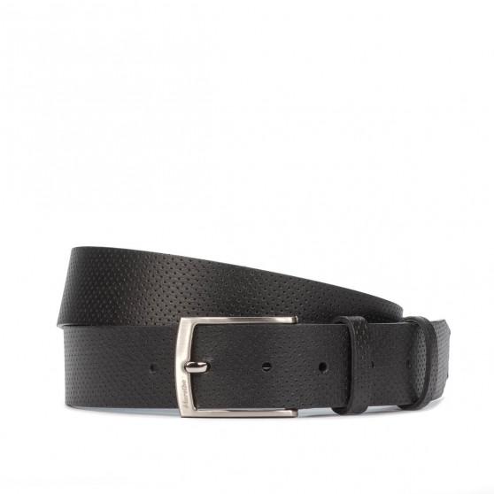 Men belt 53bp black