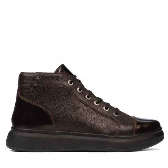 Men boots 4125 cafe combined