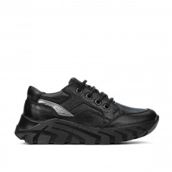 Small children shoes 72c black