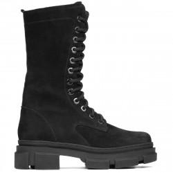 Women boots 3361 bufo black