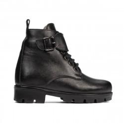 Small children boots 106c black