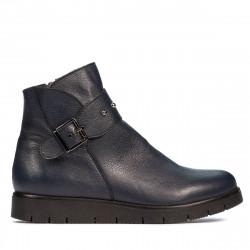 Women boots 3320m indigo