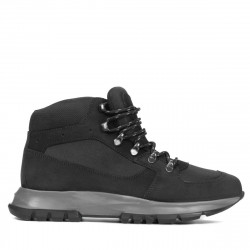 Men boots 4127 black combined