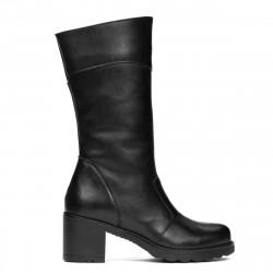 Women knee boots 3368 black