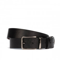 Men belt 54b bicolored biz black+brown