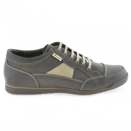 Pantofi sport barbati 716 tuxon cafe