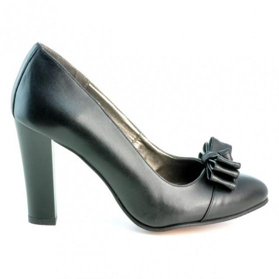 Women stylish, elegant shoes 1226 black