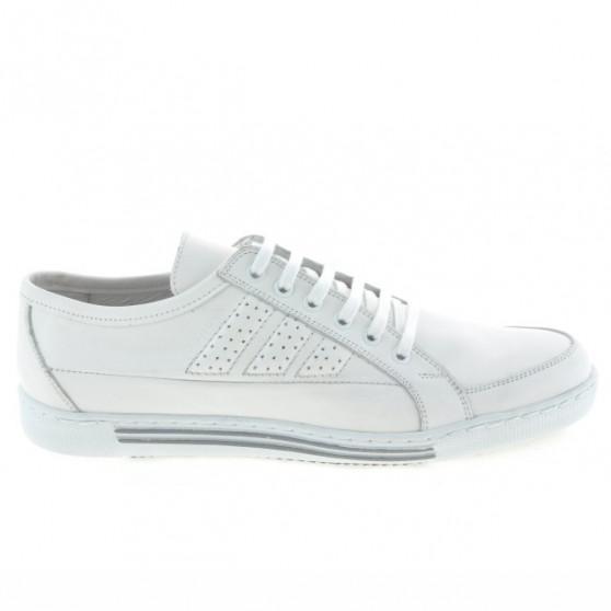 Pantofi sport barbati 703 alb