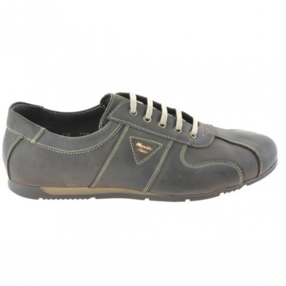 Pantofi sport barbati 729 tuxon cafe