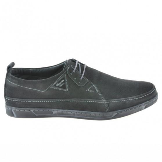 Pantofi casual barbati 744 bufo negru