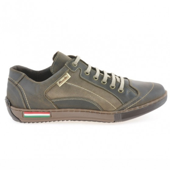 Pantofi sport adolescenti 307 tuxon cafe
