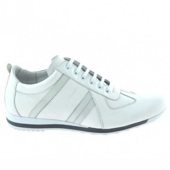 Men sport shoes 711 white