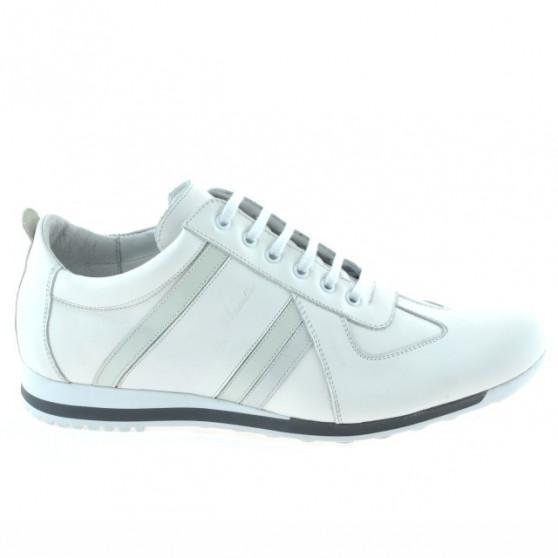 Pantofi sport barbati 711 alb