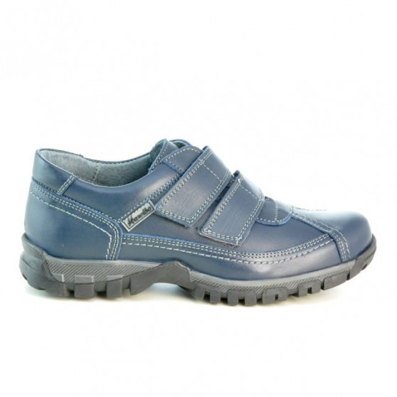 Children shoes 127 indigo