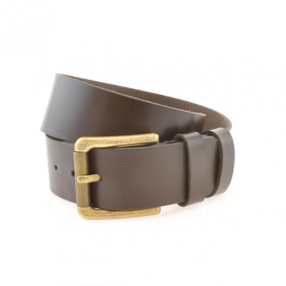 Men belt 02b brown