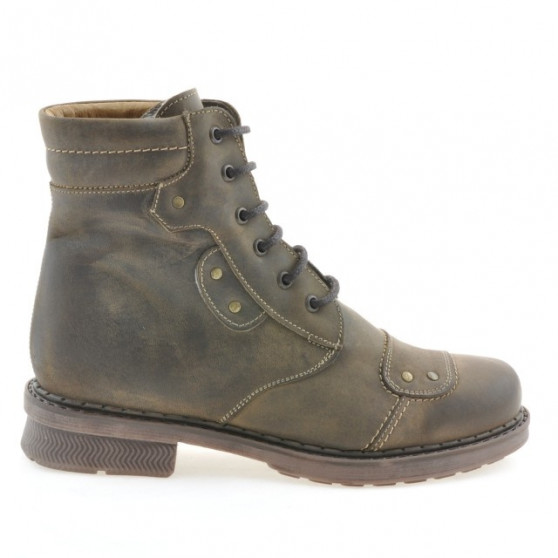 Women boots 280-2 tuxon cafe